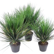 plante artificielle-onion-grass-round-2