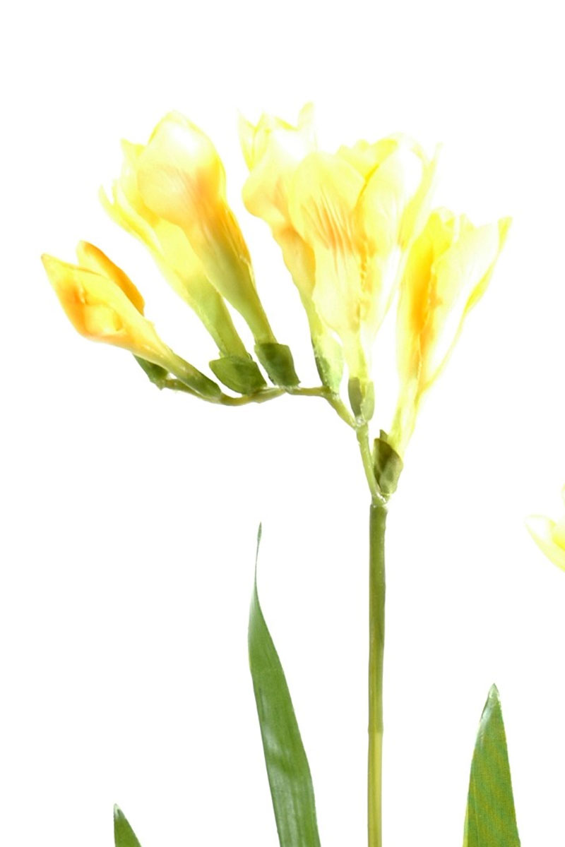 fleur-artificielle-fresia-jaune-1