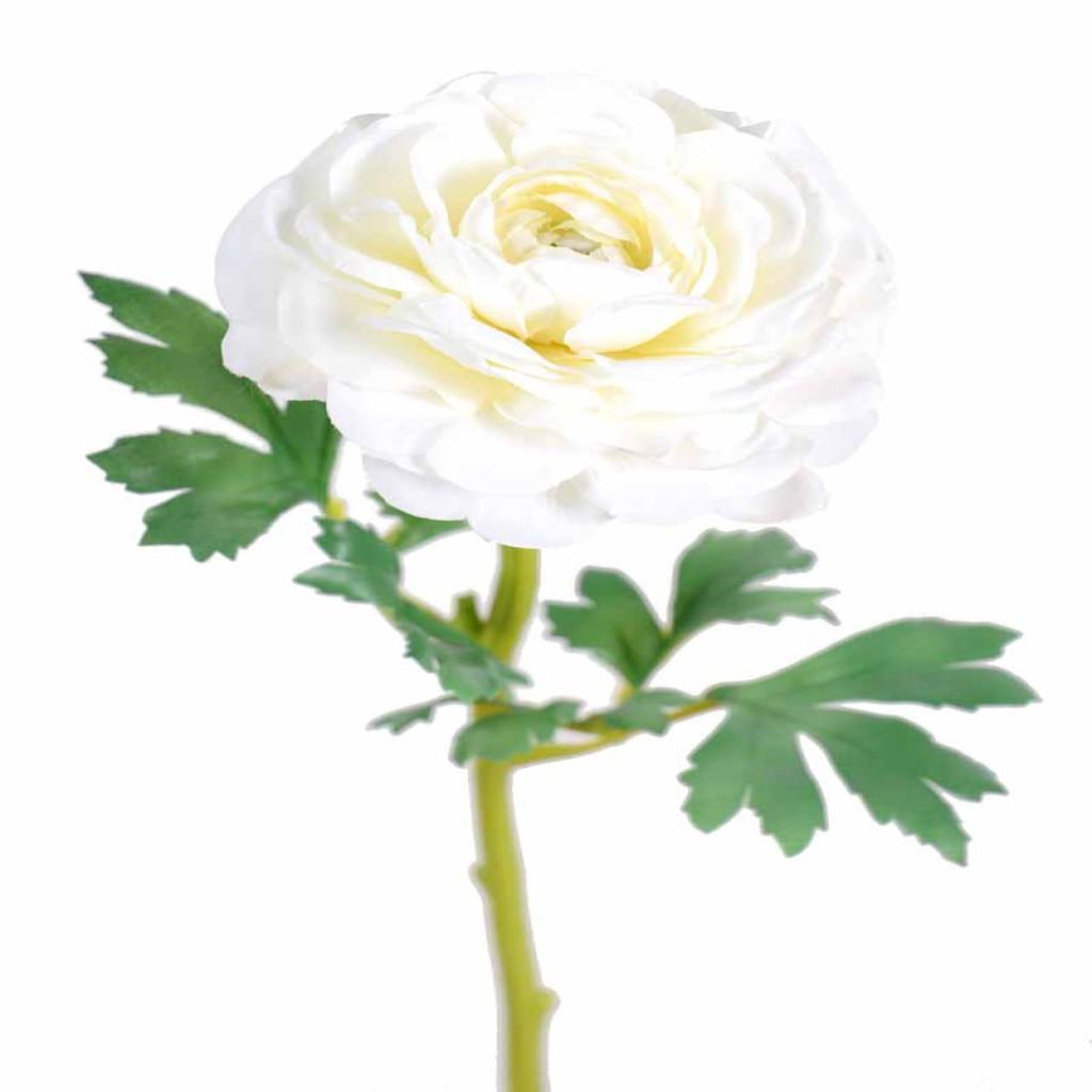 Renoncule artificielle decobac for Livraison fleurs paypal