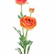 fleur-artificielle-renoncule-orange-2