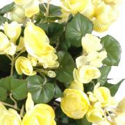 plante-artificielle-fleurie-begonia-jaune-2