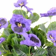 plante-artificielle-fleurie-pensee-violette-2
