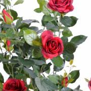 plante-artificielle-rosier-rouge-2