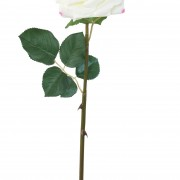 rose-artificielle-blanche-2