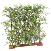haie-bambou artificiel-uv-resistant-110cm