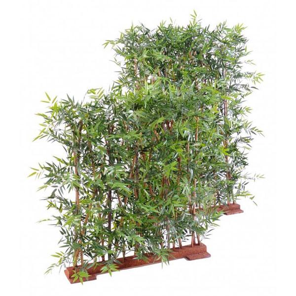 haie-bambou artificiel-uv-resistant-160cm